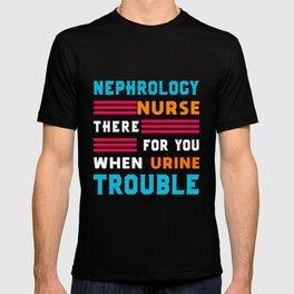 nephrology nurse T-shirt
