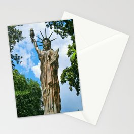 Little Lady Liberty Stationery Cards