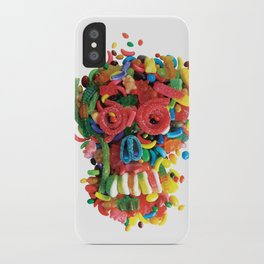 Death and Tooth Decay iPhone Case