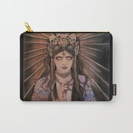 Blinded even by darkness Carry-All Pouch