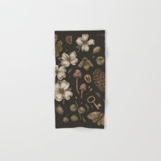 Nature Walks Hand & Bath Towel