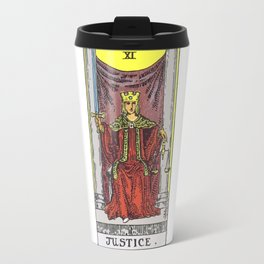 11 - Justice Travel Mug