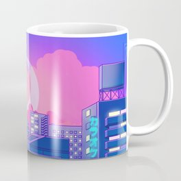Dreamy Moon Nights Coffee Mug