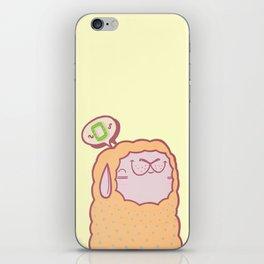 """O"" iPhone Skin"