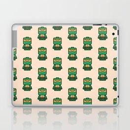 Chibi Michelangelo Ninja Turtle Laptop & iPad Skin