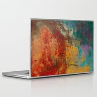 calendars Laptop & iPad Skins featuring Othala - Runes Series by Fernando Vieira