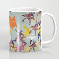 dancing Mugs featuring Dancing  by SLC-SLC