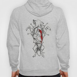 Dissection of the Wolf Hoody