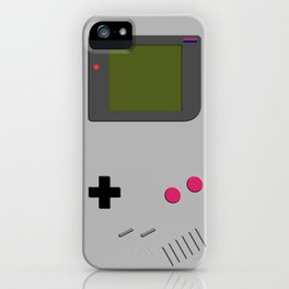 Gameboy iphone / ipod iPhone Case