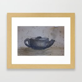 Teapot Framed Art Print