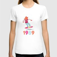 1989 T-shirts featuring 1989 by Laura Wood