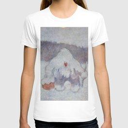 """Snow Troll"" by Theodor Kittelsen T-shirt"