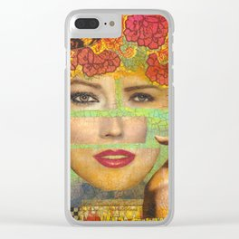 We Are the Sum of all Parts Clear iPhone Case