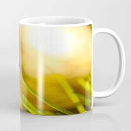 Beautiful Spring Muscari Bokeh background  #decor #society6 #homedecor Coffee Mug