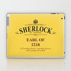 Earl of 221B Laptop & iPad Skin