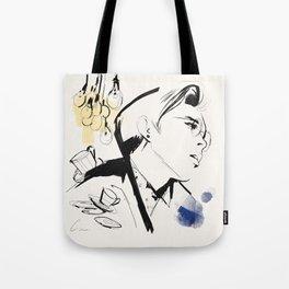 Love Me Right - Xiumin Tote Bag