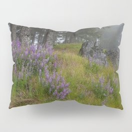 Bald Hill Lupines Pillow Sham
