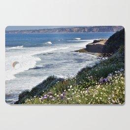 La Jolla Beauty by Reay of Light Photography Cutting Board