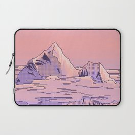 Peach Sunset Laptop Sleeve