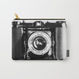 Vintage Folding Camera Carry-All Pouch