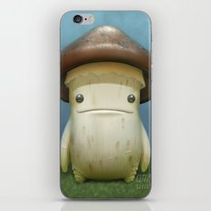 Meet Tom iPhone & iPod Skin
