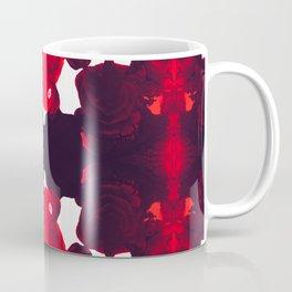 Multi Color Inky Pattern - VI - Rainbow Inspired  Coffee Mug