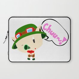 Teemo Chuu Laptop Sleeve
