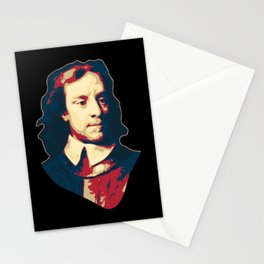 Oliver Cromwell Stationery Cards