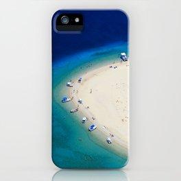 Aquazure  iPhone Case