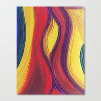 erotic Canvas Prints featuring Erotic? by Mayday750