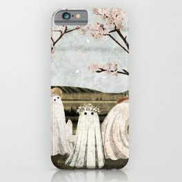 Easter Parade iPhone Case