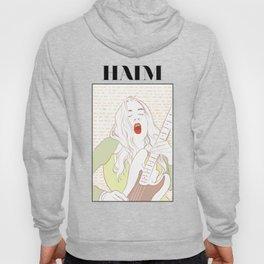 Este Haim Hoody