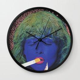Swamp Queen Wall Clock