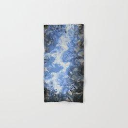 lightening bolt Hand & Bath Towel