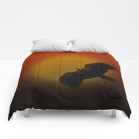 Shadow flight Comforters