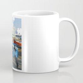 Mykonos Puzzle Coffee Mug