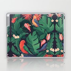 Midnight Bird Jungle Laptop & iPad Skin