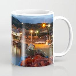 Colorful harbour Coffee Mug