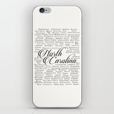 North Carolina iPhone & iPod Skin