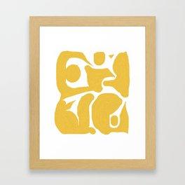 The Dance Framed Art Print