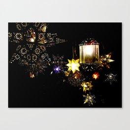 Las Estrellas Canvas Print