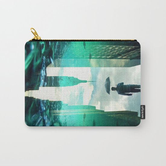 Vivid Dream Carry-All Pouch