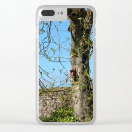 Birdbox Clear iPhone Case