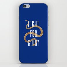 FIGHT FOR GLORY iPhone & iPod Skin