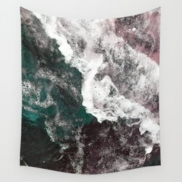 Abstract Sea, Water Wall Tapestry
