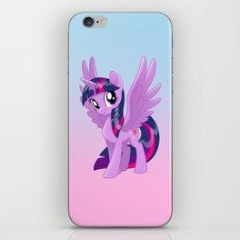 g4 my little pony Twilight Sparkle iPhone Skin