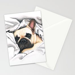 French Bulldog - F.I.P. - Miuda Frenchie Stationery Cards