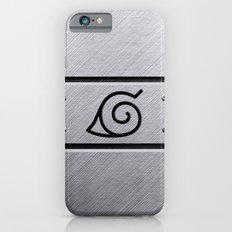 Naruto Headband Slim Case iPhone 6