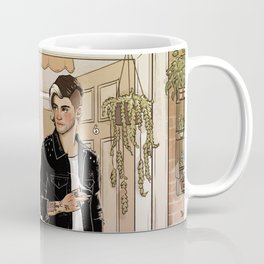 Thyme to Bloom Coffee Mug