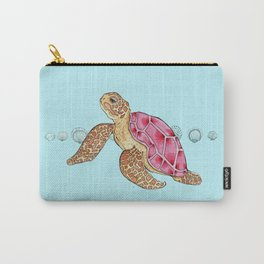 Turtley Too Cool Carry-All Pouch